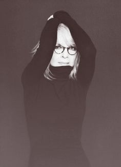 {Diane Keaton}she always dress so sexy conservative to be 60 plus....fabulous!
