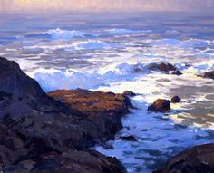 jesse powell artist | Fine Art Connoisseur - Irvine Museum Welcomes Contemporary Painting