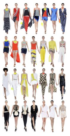 Sass and Bide Collection