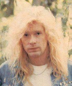 Steve Clark - I'm in deep yeah Steve Clarke, Musical Hair, Vivian Campbell, Phil Collen, Rick Savage, Joe Elliott, Def Leppard, Celebs, Celebrities
