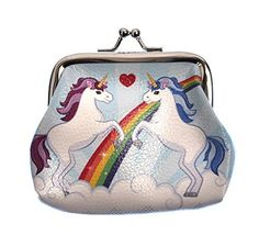 Magic Rainbow Unicorn Mini Clipper Coin Purse Lauren Billingham http://www.amazon.co.uk/dp/B0195A155Y/ref=cm_sw_r_pi_dp_gB4Pwb109ZF4F