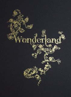 wonderland | alice | fairytale | make believe | down the rabbit hole | mad hatters | www.republicofyou.com.au