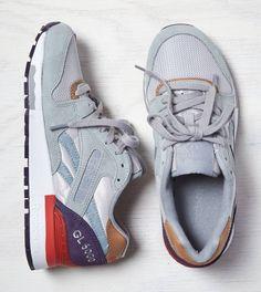 Grey Reebok Classic Sneaker #fantacy #fancy #ecommerce http://www.fancyclone.net