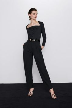 Women's Party Dresses | New Collection Online | ZARA United Kingdom Zara, Party Dresses For Women, Sequin Dress, Poplin, New Dress, Long Sleeve Shirts, Jumpsuit, Collection, United Kingdom