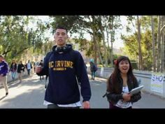 We love this sweet video made by film students Matteo Dal Monte and Brittney Mortl celebrating UC Irvine students!  What makes you happy at UC Irvine, Anteaters?   ▶ Pharrell Williams - HAPPY (UCI EDITION) - YouTube