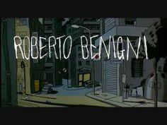 """Titoli di testa animati """"Il Mostro"""" - Roberto Benigni"""