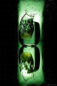 """Série de Photo n°3 """"Cocktail Multicolor"""" 2° PHOTO - Album de Décoration - Série Photographique  Bonjour,  Je viens d'ajouter deux nouvelles photos à cette série photographique. Ce qui me permet ainsi de repartager cette série de photo aux couleurs de l'arc en ciel et en mettant en avant cette fois-ci une photo toute colorée de vert....   #couleur #couleurs #eau #glaçon #sériephoto #sériephotographique #verre Ajouter, Ainsi, Decoration, Perfume Bottles, Cocktail, Album, Bonjour, Drinkware, Water"""