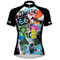 fdf556246 The Primal Wear Women s Tagged Cycling Jersey