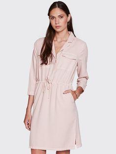 Kianna Dress in Rose Smoke by Minimum