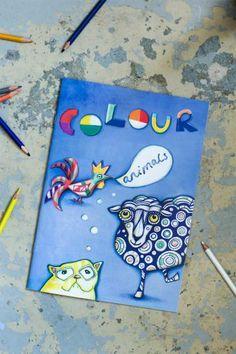 Sofie B�rsting - Colour Animals