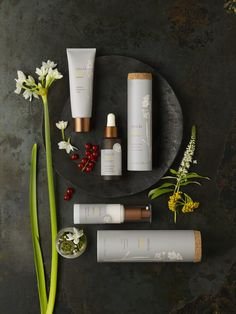 Amala: luxury organic skincare line founded in Germany