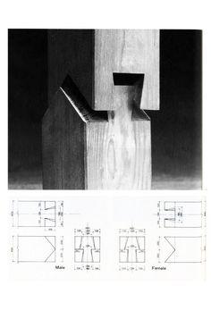 En Detalle: Especial / Los ensambles de madera en la arquitectura jponesa tradicional En Detalle: Especial / Los ensambles de madera en la arquitectura jponesa tradicional – Plataforma Arquitectura