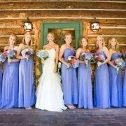 Chiffon Bridesmaid Dresses 2014 New Mint Green/Coral/Ivory/Hunter Bridesmiad Dresses Cheap/ Dress Best Sales New Fashion Hot Periwinkle Bridesmaid Dresses, Periwinkle Wedding, Periwinkle Dress, Wedding Bridesmaid Dresses, Blue Wedding, Wedding Colors, Wedding Styles, Wedding Photos, Dream Wedding