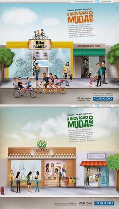 Revista Correio Negócios.