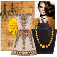 Dark Brown Necklace: http://etsy.me/1u0mn7t