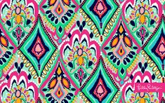 lilly pulitzer royal stones wallpaper