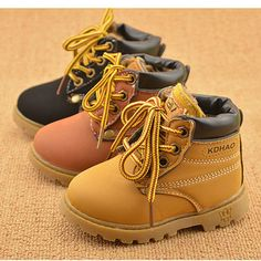 Kids waterproof snow boots for boys and girls. Great for winter $15.96 from Aliexpress
