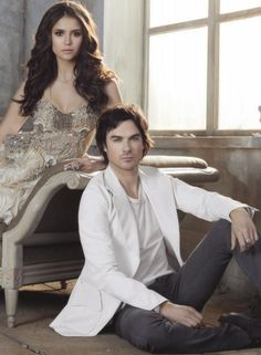 The Vampire Diaries - Season 5 coming soon!