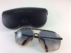 96ce14daa8 ALPINA M1 7 Vintage AVIATOR Sunglasses ICONIC Ultra RARE 64 15 MINT MENS  LARGE