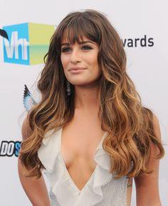 Lea Michele  - MarieClaire.com