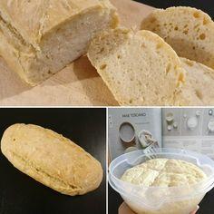 Pane toscano pronto per la settimana!