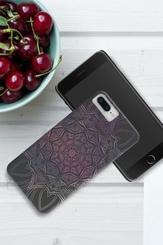 A mandala lovers dream! ☸️ ☸️ Share with a friend that would like this case. Available for iPhone or Samsung. Phone Covers, Mandala, Samsung, Lovers, Iphone, Mobile Covers, Phone Case, Mandalas