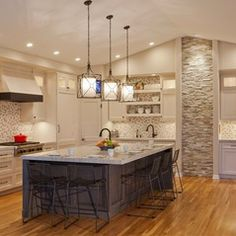 top windows kitchens Pinterest Open kitchens Kitchens and
