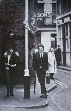 The Kinks in Soho