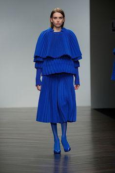 Jaime Mckeena. Blue.