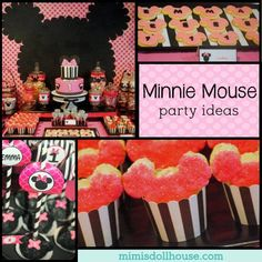 Minnie Mouse Party: