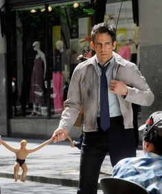 THE SECRET LIFE OF WALTER MITTY Ben Stiller PICTURES PHOTOS and IMAGES
