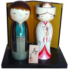 Acheter Poupée Kokeshi - Mademoiselle joyeuse - Gokigen