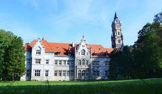 Family Donnersmarck Palace in Nakło (Poland)