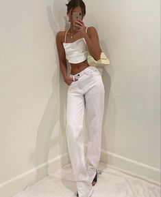 Summer Fashion Tips .Summer Fashion Tips Cute Casual Outfits, Girl Outfits, Fashion Outfits, Swag Fashion, Simple Outfits, Fashion Pants, White Summer Outfits, Beach Outfits, Fashion Tips