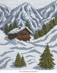 counted cross stitch - Google Search