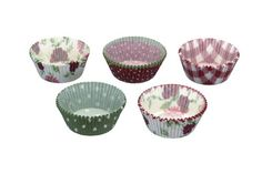 250x Sweetly Does It 7cm Garden Party Patterned Paper Cake Cases Cupcakes >>> To view further for this item, visit the image link.  This link participates in Amazon Service LLC Associates Program, a program designed to let participant earn advertising fees by advertising and linking to Amazon.com.