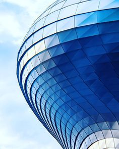 New curvy architecture in upperaustria. Like the blue glass style. Paneum Backaldrin - - - - #austria #exploreausfria #stayandwonder #igersaustria #igers #austriagram #communityfirst #architecture #building #architexture #buildings #urban #design #minimal #art #arts #architecturelovers #abstract #lines #instagood #beautiful #archilovers #architectureporn #lookingup #archidaily #composition #geometry #perspective #geometric #pattern My Point Of View, Geometry, Abstract Lines, Texture, Urban Design, Architecture, Austria, Glass, Perspective