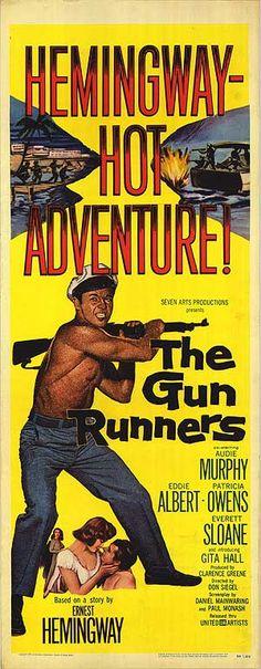 The Gun Runners, 1958