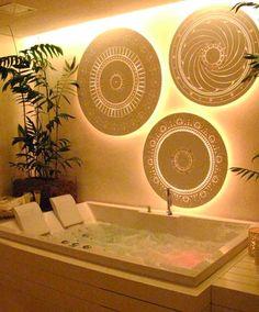 20 soluções criativas para paredes na Casa Cor 2009 - Casa