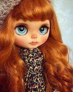 Benutzerdefinierte Blythe Kunst Puppe von Blythe von BlytheandShine