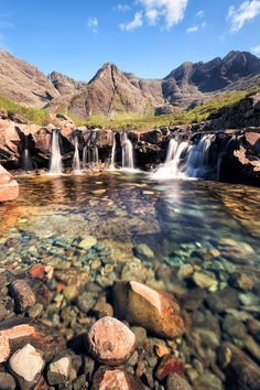 Fairy Pools | Isle of Skye, Scotland