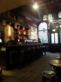 If you're looking for more of a traditional option to show how salt of the earth you are, then maybe a seat at the back of McDaids on Harry street off Grafton street is an option for you. It's fairly compact, has tall ceilings, and the history of 234 years of drinking and previous first dates oozes out of the walls. Mulligans of Poolbeg street would also be a good bet for the traditional option. No pretense, just a place with a wealth of conversational history, a place where you can't help…