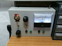 Fully adjustable double power supply
