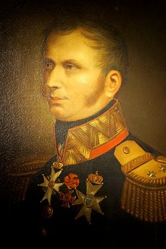 This is Count van der Burch who was authorized in February 1814 by the allied military authority to raise a regiment of light horse.His Cavalry regiment was incorporated in September 1814 into the emerging Dutch-Belgian army.On 7 June 1815,it became the Se Light Dragoons,under the command of lieutenant-colonel de Mercx.It fought with distinction in the Battle of Quatre-Bras and Waterloo.It subsequently gave birth to the 1st regiment of Lancers of the Belgian Army,which has retained,from its…