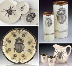 Ceramic Fantastic: The Victorian Vision Of Laura Zindel | WebUrbanist