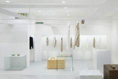 *베이지 컨셉 스토어 [ Nendo ] Beige concept store :: 5osA: [오사]