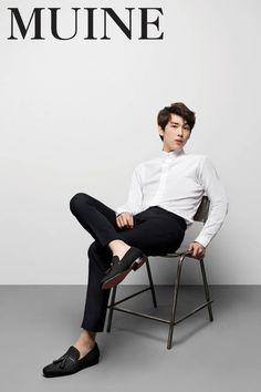 Siwan - Muine Magazine August Issue '14 No Min Woo, Girl Day, K Idols, Actor Model, Song Joong Ki, Cute Korean, Korean Men, Korean Actors, Asian Men