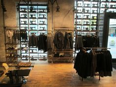 Seattle Store - All saints