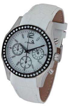 Le Chic Silver womens watch Le Chronograph CL 6474 S Le Chic http://www.amazon.co.uk/dp/B009LEPC68/ref=cm_sw_r_pi_dp_bDh9ub0GZM37Q
