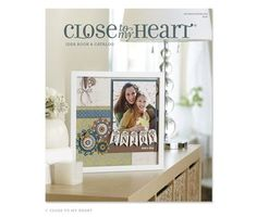 Love the framed scrapbook layout on the cover of this Idea Book. Money Making Crafts, Heart Projects, Alice Springs, Book Catalogue, Scrapbook Cards, Scrapbooking, Scrapbook Layouts, Love Craft, Close To My Heart